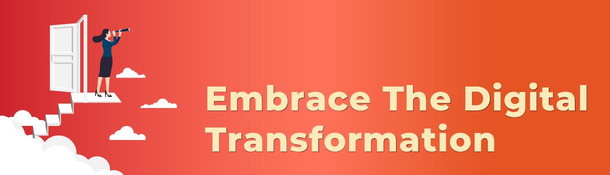 Digitally Transform Your Agency